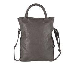 Cowboysbag Ledertasche Dover in grau - lässige Umhängetasche - Taschen - Taschen