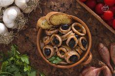 Calamari alle olive