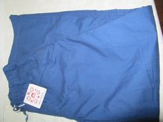 Hanna Andersson Boys Blue Double Knee Canvas Pants 160 14 New NWT School Slacks #HannaAndersson #DoubleKnee #Everyday