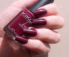 Kiko 243 Rosso Prugna / Plum Red