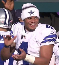 Dallas Cowboys Pictures, Dallas Cowboys Baby, Football Memes, Football Team, Dak Prescott Family, How Bout Them Cowboys, Mississippi State Bulldogs, Under The Shadow, Longhorns