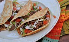 Paleo Taco Video   Real Healthy Recipes