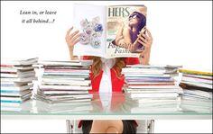 O mais novo livro que mostra os bastidores das revistas de moda