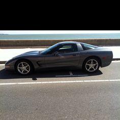 Paul's Corvette