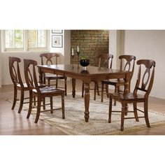 Look what I found on Wayfair!table $480 chairs $81 ea.