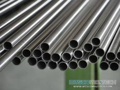 BA Finished Stainless Steel Round Seamless Tube 25.4MM