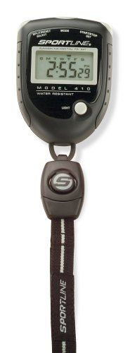 Sportline Walking Advantage 410 Alpha Stopwatch -- Continue to the product at the image link. (This is an affiliate link) #ElectronicsGadgets