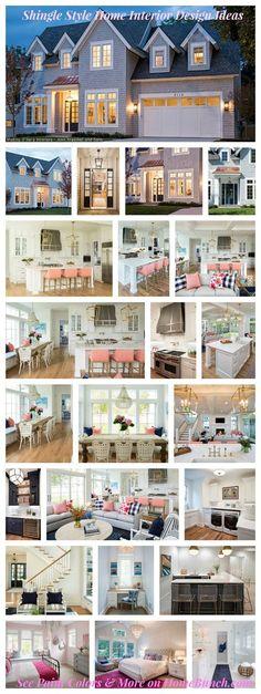 Shingle Style Home Interior Design Ideas. Shingle Style Home Interior Design Ideas. Shingle Style Home Interior Design Ideas