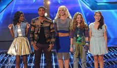 Britney Spears is the only judge with four acts still in the competition: Diamond White, Arin Ray, Beatrice Miller, and Carly Rose Sonenclar.
