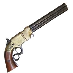 Volcanic repeating arms company, lever action pistol. replica of course