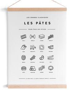 Sent Bon, Ikea Frames, Macaron, Paper Gifts, Tissue Paper, Minimalist Design, Pasta, Messages, Etsy