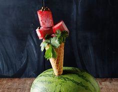 Das Rezept | Geeiste Wassermelone