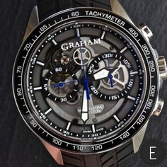 The romance continues.  Angus Davies provides an in-depth review of the Graham Silverstone RS Skeleton. This chronograph has been in the possession of the self-confessed watch addict for several months and this extended tenure has led to a thorough understanding of the many attributes of this neoteric watch.   http://www.escapementmagazine.com/articles/graham-silverstone-rs-skeleton---in-depth-watch-review-by-escapement.html