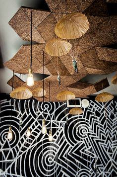 Home Inspiration Ideas » Not Only For Wine Lovers – Cork In Interior Design