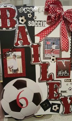 Senior Night Ideas for my friends 💖 Basketball Poster, Volleyball Posters, Volleyball Locker, Football Posters, Sports Posters, Soccer Jerseys, Soccer Cleats, Cheer Posters, Posters Diy