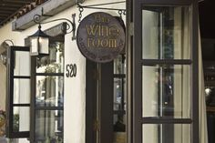 The Wine Room in Palo Alto, CA - a convivial wine lounge we like to visit whenever we're in town
