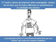 """Blog do Gaulia - Comunicação Empresarial: Para """"vestir a camisa""""..."""