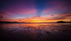 Sunset at Meskla on the Cove::5.23.2014