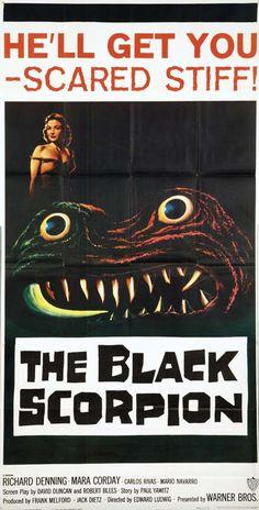 Black Scorpion movie poster