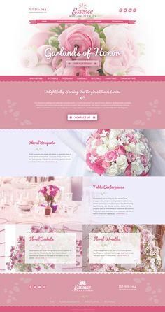 Essence Wedding Flowers