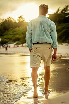 Nobody does men's shorts better than Bermuda.. check out these by TABS