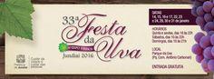 33ª Festa da Uva e 4ª Expo Vinhos