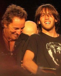Bruce springsteen son sam and evan Images