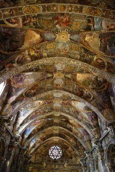Valencia restaura su Capilla Sixtina: los frescos de San Nicolás