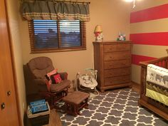 Elephant Brigade-themed nursery for Baby Jackson by Mommy Michelle L.