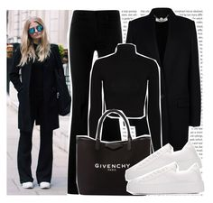 """#1537 Instagramer's"" by valucarrots ❤ liked on Polyvore featuring STELLA McCARTNEY, Nadia Tarr and Givenchy"