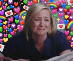 This pic broke my heart Jessica Capshaw, Arizona Robbins, Grey's Anatomy Mark, Greys Anatomy Cast, Grey Quotes, Heart Meme, Reaction Pictures, Best Tv Shows, My Heart Is Breaking