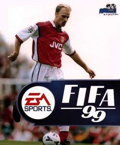 FIFA 99 - the one and only world in which Michael Owen had a mustache.