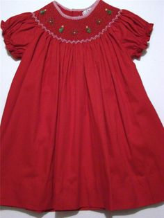 Vintage Peaches N Cream Red Velvet Ss Lace Bib Holiday Christmas Dress Toddler 4 Clothing, Shoes & Accessories Dresses