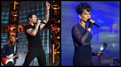 Maroon 5 Alicia Keys will join forces for an amazing performance