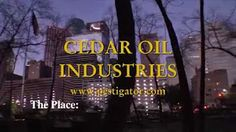 CEDAR OIL - YouTube Cedar Oil, Youtube, Cedarwood Oil, Youtubers, Youtube Movies