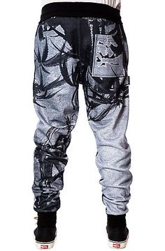 The Big Bud Sweatpants in Heather Grey by LATHC use rep code: OLIVE for 20% off!