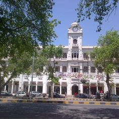 Old buildings of Lahore; Bhai Dinga Singh Buildings