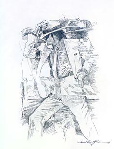 David Lloyd Glover - Michael Smooth Criminal II - pencil on paper drawing. Michael Jackson Tattoo, Michael Jackson Painting, Michael Jackson Drawings, Michael Jackson Smile, Mike Jackson, Michelangelo, Picasso, Michael Jackson Smooth Criminal, Royal Art