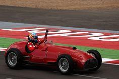 Alonso Silverstone 2011 - Winner