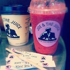 Joe & The Juice in Soho, Greater London