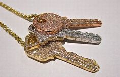 Browse our selection of Real Hip Hop Jewelry and Real Gold Diamond Bling Bling Iced Out Jewelry for both Men & Women. Glitter Make Up, Sparkles Glitter, Glitter Keys, Glitter Paint, Bling Bling, Swarovski, Old Keys, Key To My Heart, Bijoux Diy