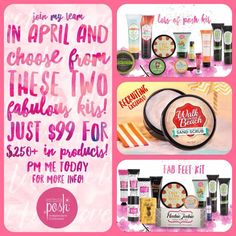 Summer is coming and Perfectly Posh is the perfect summer job for students & teachers! #perfectlyposh