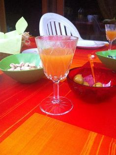 Vrai planteur martiniquais : Recette de Vrai planteur martiniquais - Marmiton
