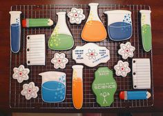 Science cookies MSMS | Flickr - Photo Sharing!