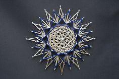 Étoiles en perle, perle et strass, paille by Gypsy Cob, via Flickr