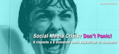 Social Media Crisis - 8 risposte a 8 della SMWCHAT di Hootsuite (scheduled via http://www.tailwindapp.com?utm_source=pinterest&utm_medium=twpin&utm_content=post5367562&utm_campaign=scheduler_attribution)