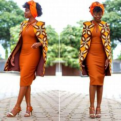 Latest trendy classic ankara jacket styles for ladies, african women ankara blazers styles, beautiful and stylish ankara jackets styles ti]o rock for work, african ankara jacket styles for work African Dresses For Women, African Print Dresses, African Fashion Dresses, African Attire, African Wear, African Women, Ghanaian Fashion, African Prints, African Style