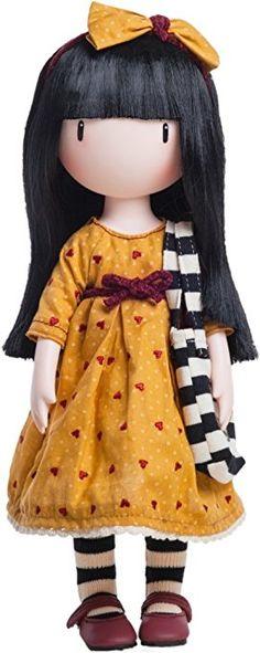 Paola Reina 04904 - Santoro Gorjuss The Pretend Friend 32 cm Cute Images, Cute Photos, Fabric Dolls, Paper Dolls, Doll Drawing, Santoro London, Glam Girl, Girl Inspiration, Color Shapes