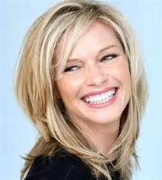 39 Best Medium To Long Length Layered Haircuts For Square Faces