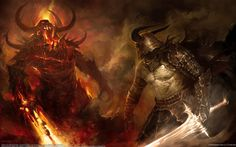 Demon vs Paladin - The History of the Silver Flame | The Stormreach Campaign